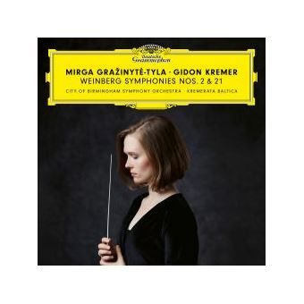 Symphonies 2 & 21/featuring gidon kremer