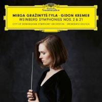 Symphonies numéros 2 et 21 Coffret