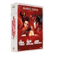 Coffret Bava 3 Films DVD