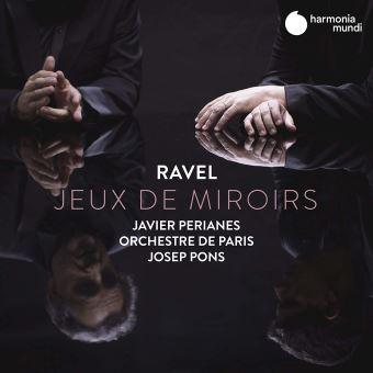 Ravel: Jeux de Miroirs - CD