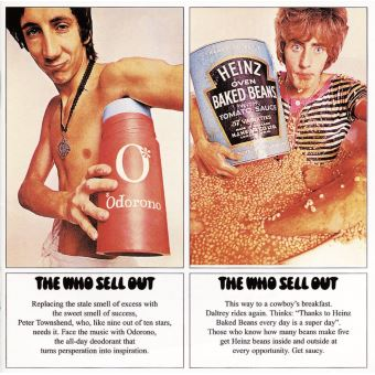 The who sell out reissue shm