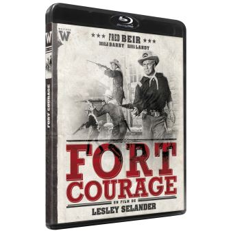 Fort Courage Blu-ray