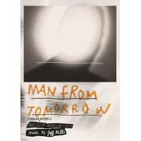 MAN FROM TOMORROW/DVD + CD