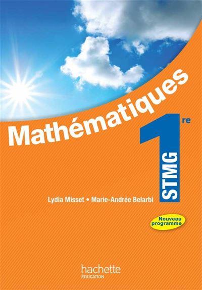 Mathématiques 1re STMG - Livre élève Format compact