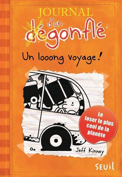 Un looong voyage. Journal d'un dégonflé, tome 9 - Journal d'un dégonflé, tome 9 - 9791023507027 - 9,49 €