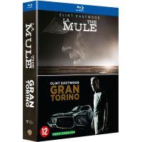 Coffret Clint Eastwood 2 Films Blu-ray