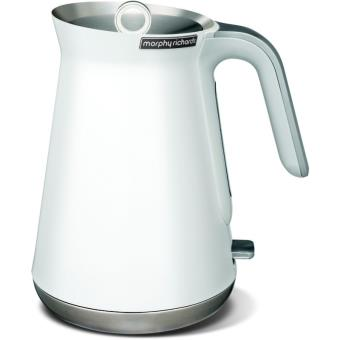 Bouilloire Morphy Richards M100003EE Aspect Blanc