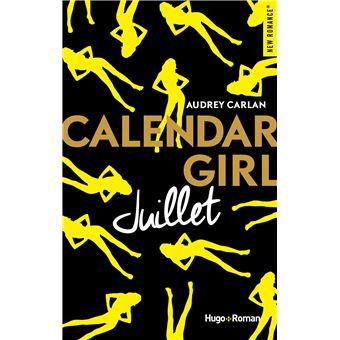 Calendar GirlCalendar Girl - Juillet