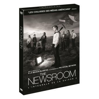 The NewsroomCoffret intégral de la Saison 2 - DVD