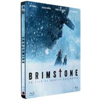 Brimstone Steelbook Blu-ray