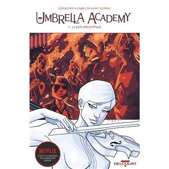 Umbrella academyLa suite apocalyptique
