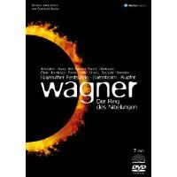Wagner le ring DVD