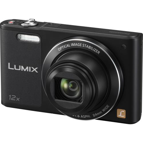 Panasonic SZ10 Compact Camera + SD-Card 8GB + Bag
