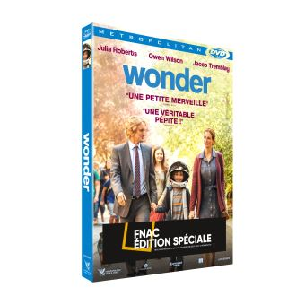 Wonder Edition Fnac DVD