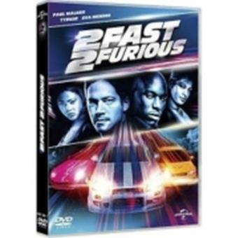 Fast And FuriousFast & Furious 2 Fast 2 Furious DVD