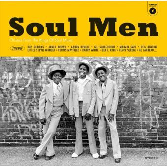 SOUL MEN/LP