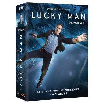 Lucky ManCoffret Lucky Man Saisons 1 à 3 DVD