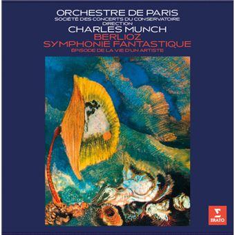 Symphonie fantastique/episode de la vie d un artiste