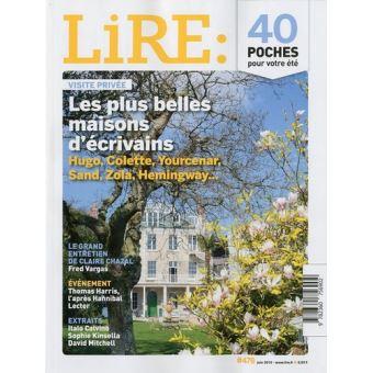 Lire Le Magazine Des Livres Et Des Ecrivains Numero 476 Juin 2019