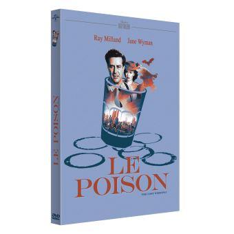 La Poison DVD