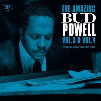 The Amazing Bud Powell 3 And 4 Vinyle 180 gr