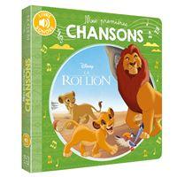 LE ROI LION - Mes Premières Chansons - Disney