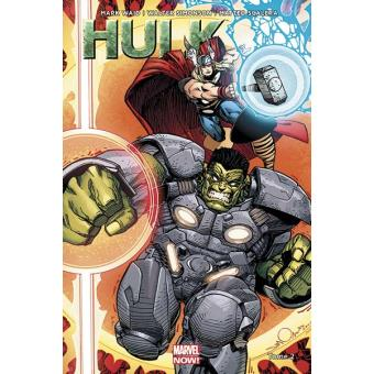 HulkHulk marvel now