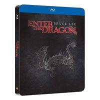 Opération Dragon Steelbook Blu-ray