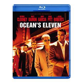 Ocean'SOcean's Eleven Blu-ray