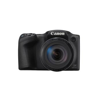 Canon Powershot SX430 IS Bridge Camera Black