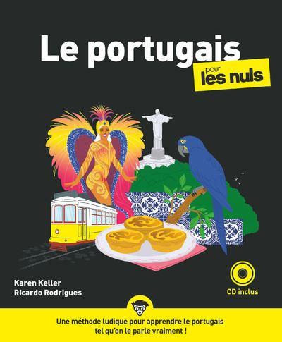 Pour les Nuls - Livre avec un CD audio : Le portugais Pour les Nuls, 2e