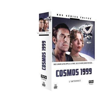 Cosmos 1999Coffret Cosmos 1999 L'intégrale DVD
