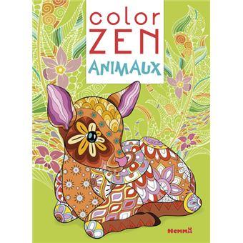 Color Zen Animaux (Faon)