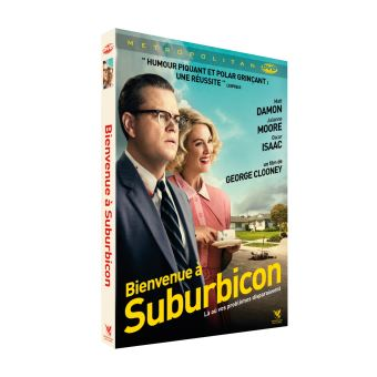 Bienvenue à Suburbicon DVD