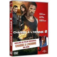Coffret Chasse à l'homme 2 films DVD