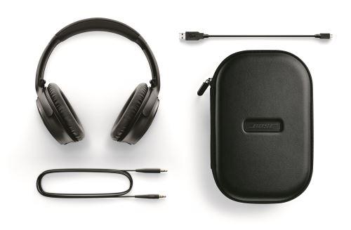 casque avec microphone bose quietcomfort 35 ii