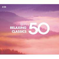 50 BEST RELAXING CLASSICS/3CD