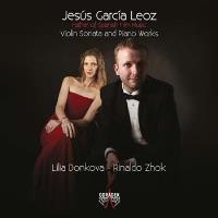 Jesus Garcia Leoz, Père de la musique de film espagnole : Sonate pour violon & Œuvres pour piano
