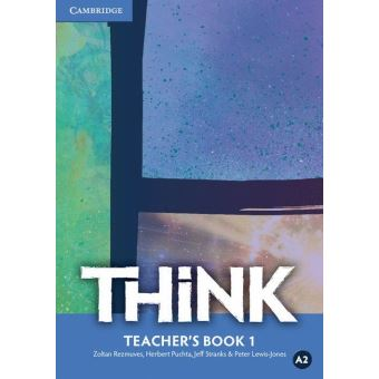 THINK 1 - TEACHER'S BOOK