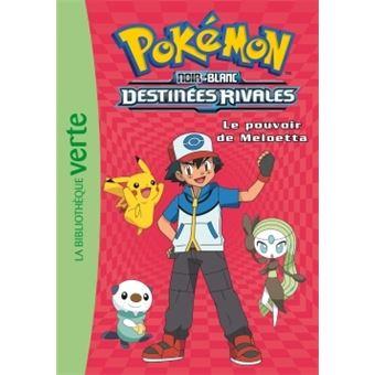 Les PokémonPokémon 09 - Le pouvoir de Meloetta