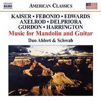 Amerikanische Musik für Mandoline + Gitarre