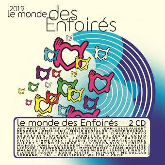LE MONDE DES ENFOIRES 2019