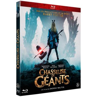 CHASSEUSE DE GEANTS-FR-BLURAY