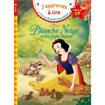 Blanche-neigeBlanche-Neige CP Niveau 1, Cycle 1