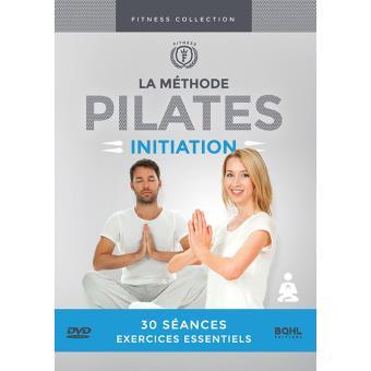 Méthode Pilates DVD