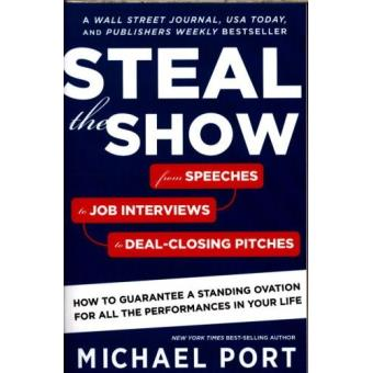 how to steal the show