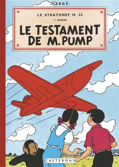 Le testament de M. Pump