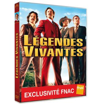 Anchorman 2 : Légendes vivantes DVD