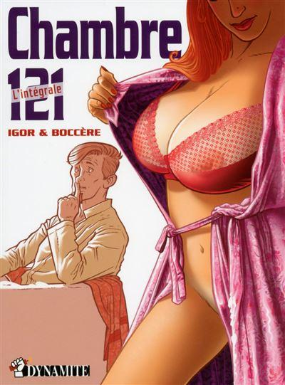 Chambre 121 - L'Intégrale