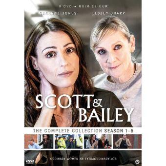 Scott & Bailey: Seizoen 1-5